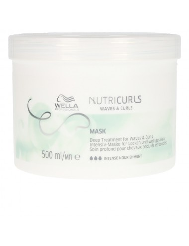 NUTRICURLS mask 500 ml