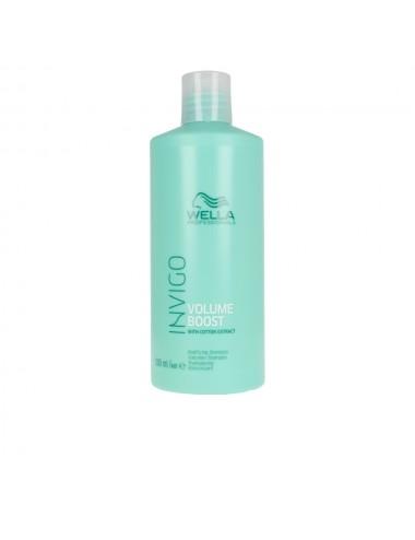 INVIGO VOLUME BOOST shampoo...