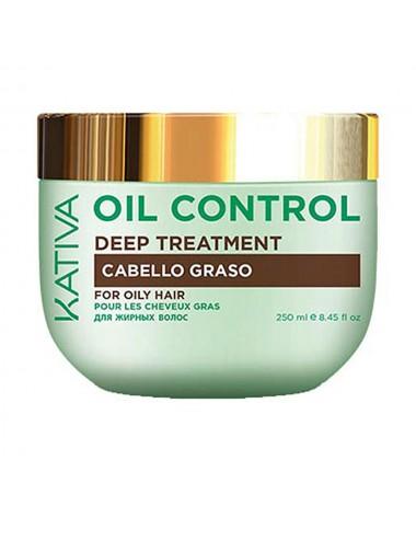 OIL CONTROL deep treatment...