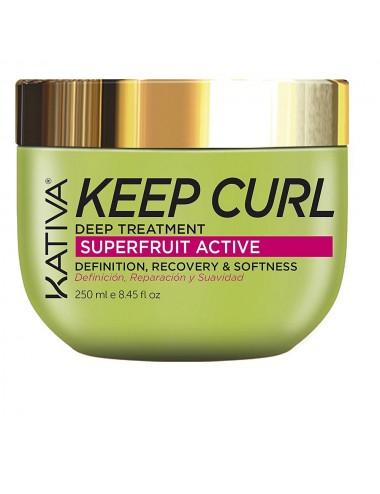 KEEP CURL deep treatment...