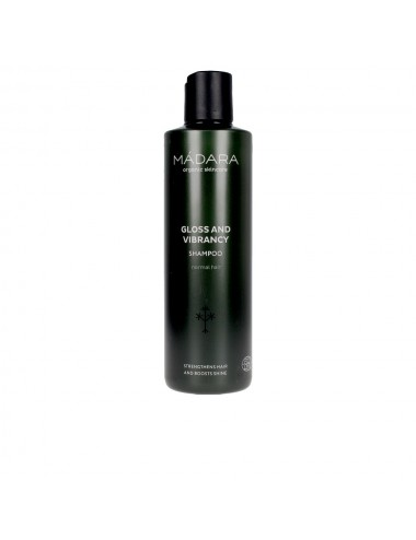 GLOSS AND VIBRANCY shampoo...