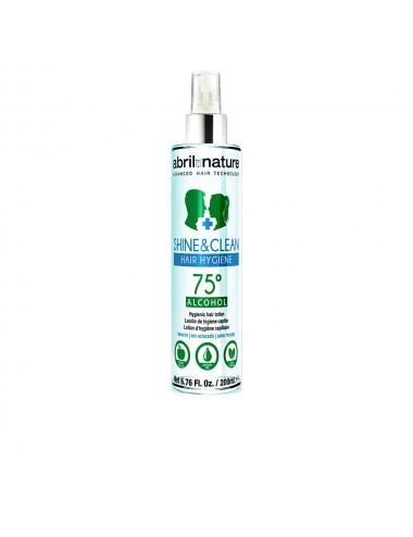 SHINE&CLEAN hair hygiene...