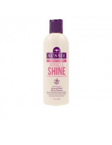 MIRACLE SHINE conditioner...