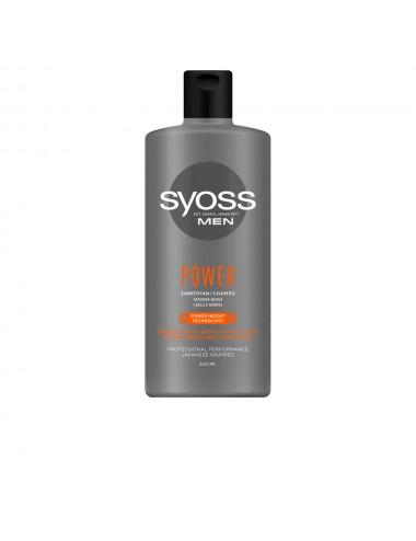 MEN shampooing puissance et...