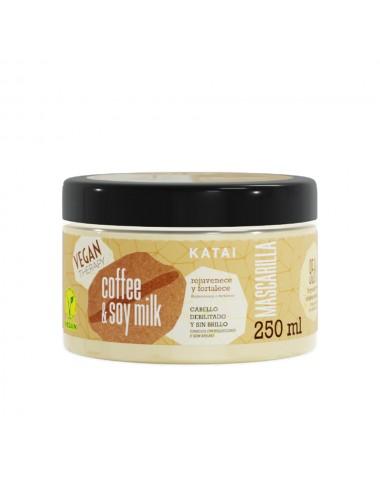 COFFEE & SOY MILK LATTE...