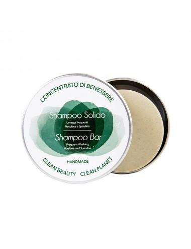 BIO SOLID shampoo bar 130 gr