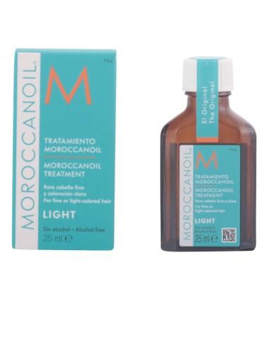 LIGHT oil treatment for...