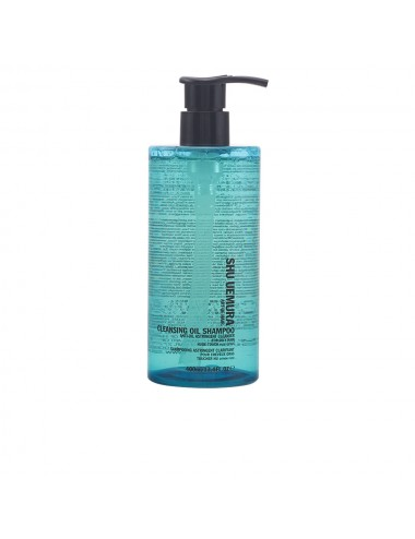 CLEANSING OIL shampoo...
