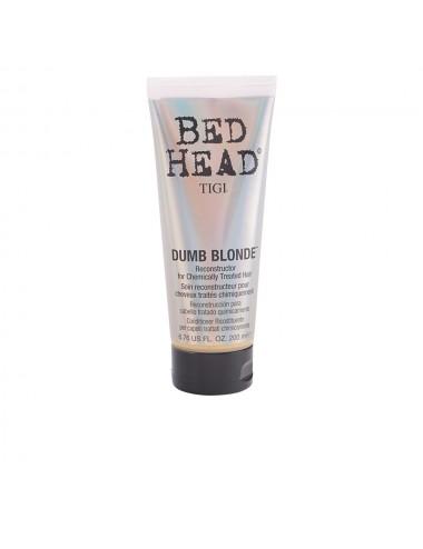 BED HEAD DUMB BLONDE...