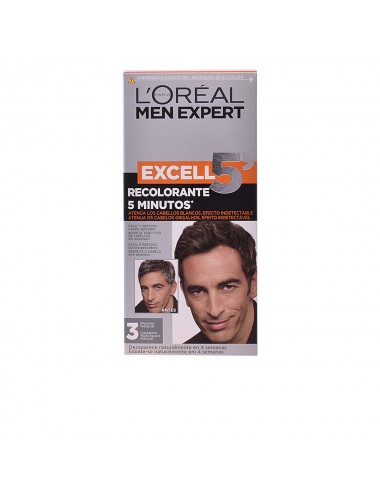 EXCELL5 MEN 3-moreno natural