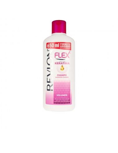 FLEX KERATIN shampoo volume...