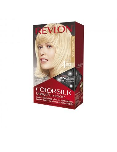 COLORSILK tinte 03-rubio...