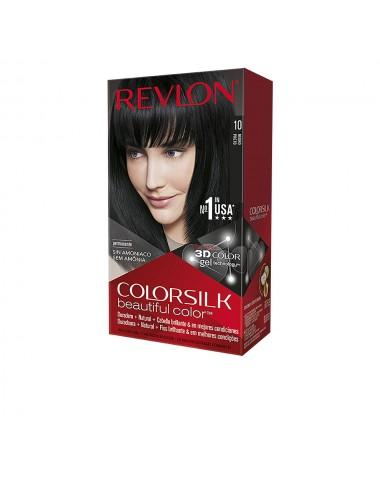 COLORSILK tinte 10-negro