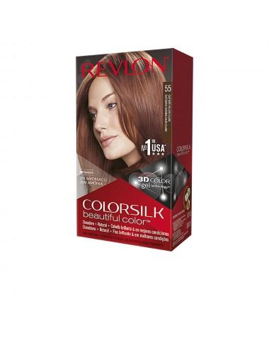 COLORSILK tinte 55-rojizo...