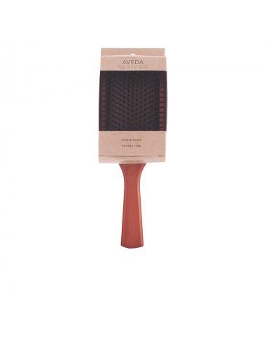 BRUSH wooden hair paddle...