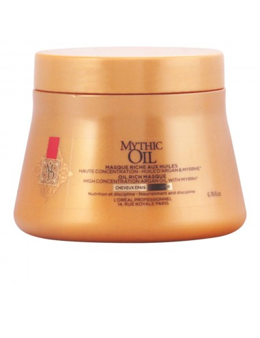 MYTHIC OIL mask with argan...