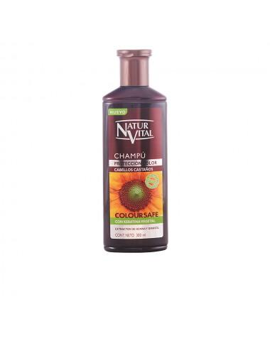 Shampoing COLOR castaño 300 ml