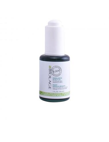 R.A.W. REBALANCE scalp oil...