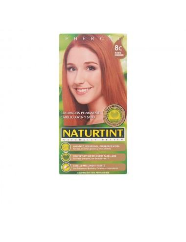 NATURTINT 8C rubio cobrizo