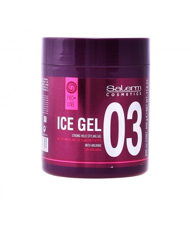 ICE gel strong hold styling...