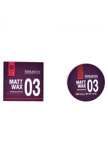 MATT WAX strong hold matte...