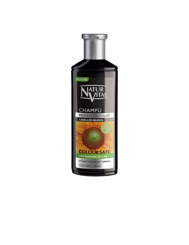 Shampoing COLOR negro 300 ml