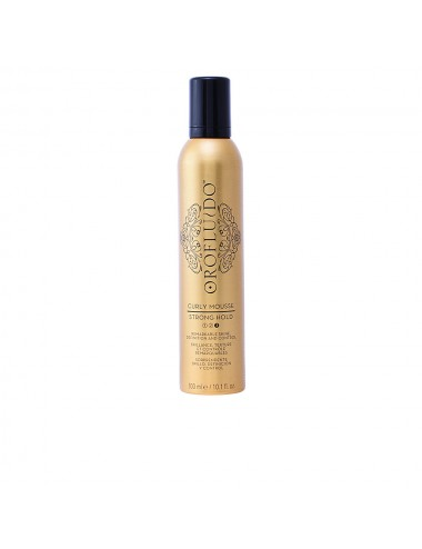 OROFLUIDO curly mousse...