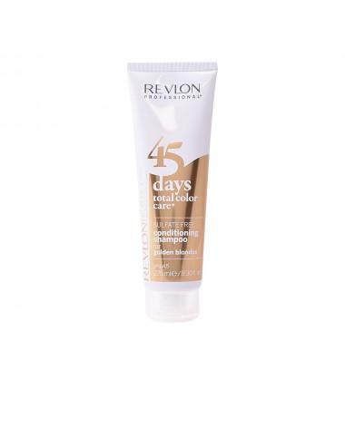 45 DAYS shampoo for golden...