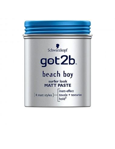 GOT2B BEACH BOY matt paste...
